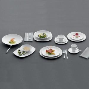 Тарелка квадратная «Options», L 27 см, W 27 см, Bauscher, Германия, арт. 7151, фото 3