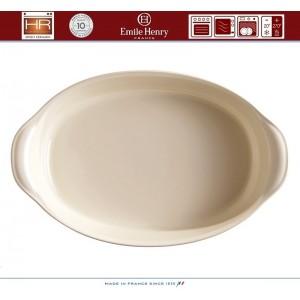 Les plats Емкость для запекания и подачи, 41 x 26 см, керамика, цвет кремовый, Emile Henry, арт. 88165, фото 7