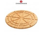 Доска для пиццы, пирога D 30 см, бамбук, Zassenhaus, Германия
