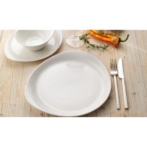 Блюдо для подачи, D 24 см, фарфор, серия Freestyle, Steelite, Великобритания, арт. 49357, фото 6