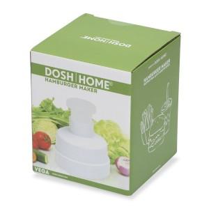 Пресс для домашних котлет, бургеров, D 11 см, пластик пищевой, серия VEGA, DOSH, арт. 76928, фото 4