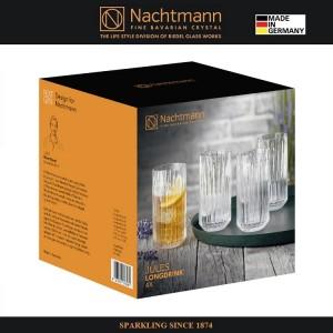 JULES Набор бокалов высоких, 4 шт по 375 мл, бессвинцовый хрусталь, Nachtmann, Германия, арт. 98683, фото 4