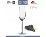 Рюмка DIVA для граппы, 124 мл, SCHOTT ZWIESEL, Германия