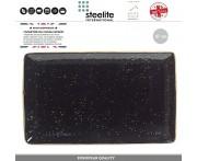 Блюдо Craft, 27 х 16 см, черный, Steelite, Великобритания