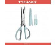 Ножницы Solutions для зелени с 5-ю лезвиями, TYPHOON