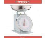 Весы кухонные механические, max 4 кг, серия Living Blue, TYPHOON