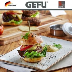 Пресс SPARK mini для бейби-гамбургеров, D 7 см, GEFU, Германия, арт. 90185, фото 2