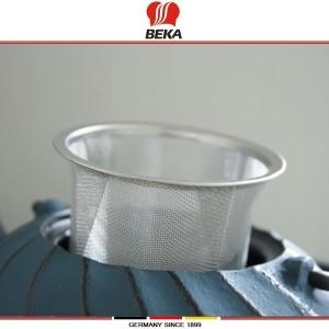 Заварочный чайник SONG чугунный со съемным ситечком, 1 л, Beka, арт. 89988, фото 3