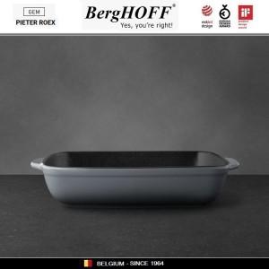 GEM Блюдо для запекания прямоугольное, 35 х 23 см, керамика жаропрочная, эмаль, BergHOFF 1697007, арт. 89760, фото 2