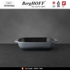 GEM Блюдо для запекания квадратное, 28 х 24.5 см, керамика жаропрочная, эмаль, BergHOFF 1697011, арт. 89762, фото 2