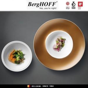 GEM Gold Блюдо для горячего с крышкой, белый-золото, BergHOFF 1698003, арт. 112588, фото 2