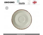 Блюдце Brown Dapple, D 15.2 см, Steelite, Великобритания