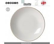 Блюдо-салатник Brown Dapple, 29 см, Steelite, Великобритания