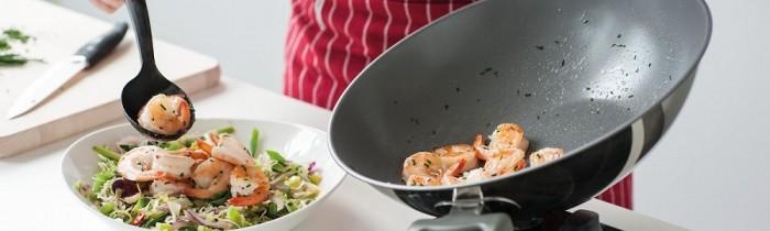 Зачем нужны сковородки Wok?