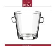 Ведро Pitchers для льда, хрустальное стекло, Rona, Словакия