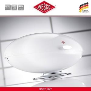 Хлебница SpaceMaster, цвет белый, сталь, эмаль, Wesco, Германия, арт. 112532, фото 5