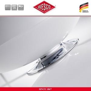 Хлебница SpaceMaster, цвет красный, сталь, эмаль, Wesco, Германия, арт. 112534, фото 4