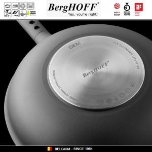 GEM Антипригарный вок, D 24 л, индукционное дно, BergHOFF 2307313, арт. 79436, фото 2