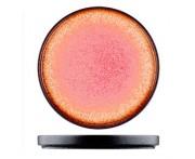 Agate Обеденная тарелка, D 20 см, фарфор матовый, BK