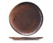 Copper Мелкая тарелка, 21 см, фарфор, глянец, BK