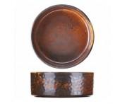Copper Блюдо для десерта, салата, 13 см, 480 мл, фарфор, глянец, BK