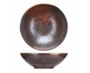 Copper Глубокая миска для мюсли, салата, супа, 18 см, 550 мл, фарфор, глянец, BK