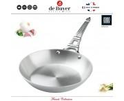 Сковорода French Collection индукционная, D 28 см, сталь, de Buyer, Франция