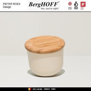 LEO Емкость для хранения, 0.6 л, D 12 см, H 10 см, бамбуковое волокно, BergHOFF, арт. 79467, фото 4