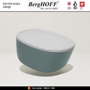 LEO Миска-салатник с крышкой, для подачи и хранения, 3 л, 24 x 24 см, BergHOFF, арт. 79470, фото 7