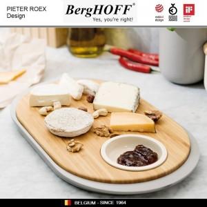 LEO Блюдо с доской для подачи и соусником, бамбук, BergHOFF, арт. 79455, фото 2