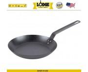 Сковорода стальная, D 31 см, карбоновая сталь, Lodge, США