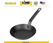 Сковорода стальная, D 20,5 см, карбоновая сталь, Lodge, США