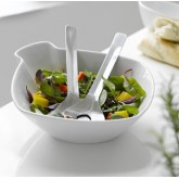 Приборы для салата и сервировки