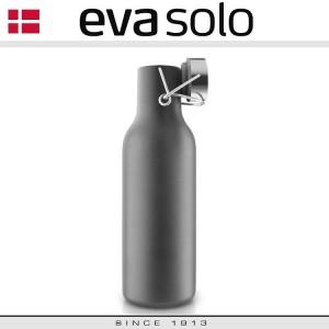 COOL Дизайнерская Термо-бутылка 700 мл, серая, сталь нержавеющая, Eva Solo, арт. 96902, фото 3