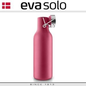 COOL Дизайнерская Термо-бутылка 700 мл, розовая, сталь нержавеющая, Eva Solo, арт. 96900, фото 4