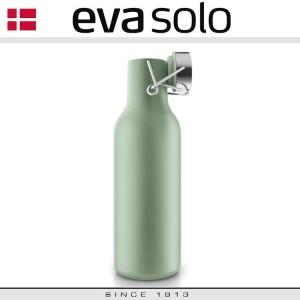 COOL Дизайнерская Термо-бутылка 700 мл, эвкалиптовая, сталь нержавеющая, Eva Solo, арт. 96901, фото 4