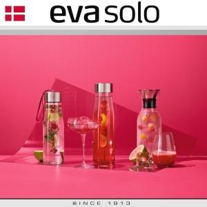 COOL Дизайнерская Термо-бутылка 700 мл, розовая, сталь нержавеющая, Eva Solo, арт. 96900, фото 3