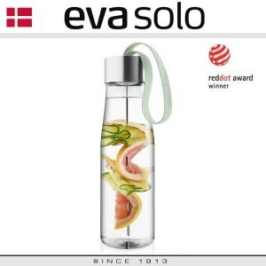 Бутылка MyFlavour для воды со съемной пикой для фруктов, 750 мл, эвкалиптовый, Eva Solo, Дания, арт. 96907, фото 5