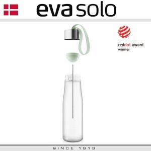 Бутылка MyFlavour для воды со съемной пикой для фруктов, 750 мл, эвкалиптовый, Eva Solo, Дания, арт. 96907, фото 3