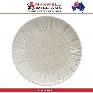 Комплект обеденной посуды Solaris 12 предметов на 4 персоны, цвет песочный, фарфор, Maxwell & Williams, арт. 112144, фото 3