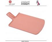 Большая доска Chop2pot Plus складная, розовый, Joseph Joseph, Великобритания