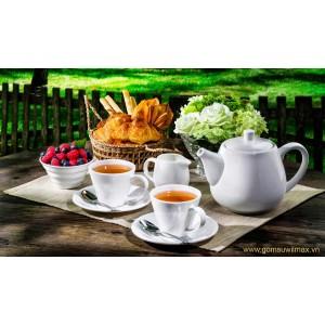 Набор кофейных пар, 6 штук, V 160 мл, фарфор, серия Wilmax, Wilmax, Англия, арт. 46783, фото 6