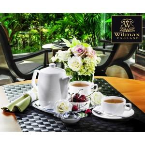 Набор кофейных пар, 6 штук, V 160 мл, фарфор, серия Wilmax, Wilmax, Англия, арт. 46783, фото 3