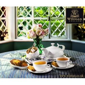 Набор кофейных пар, 6 штук, V 160 мл, фарфор, серия Wilmax, Wilmax, Англия, арт. 46783, фото 2