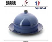 Димсам EQUINOXE керамический, D 22 см, синий, REVOL, Франция