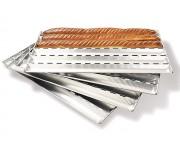 Форма для багетов, 6 ячеек, L 75 см, W 43 см, алюминий пищевой, Matfer, Франция