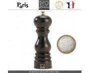 Мельница PARIS CLASSIC Chocolate для соли, H 18 см, PEUGEOT, Франция
