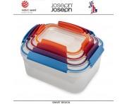 Контейнеры NEST Lock 4 для пищевых продуктов, 4 шт, Joseph Joseph, Великобритания