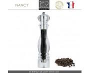 Мельница NANCY для перца, H 30 см, акрил прозрачный, PEUGEOT, Франция