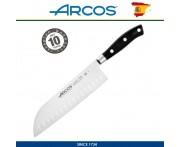 Нож Сантоку, лезвие 18 см, серия RIVIERA, ARCOS, Испания